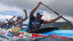 John Puakea Teaches the Tahitian Canoe Paddling Technique