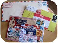 paperedthoughts: A Mail Art Directory of Sorts..
