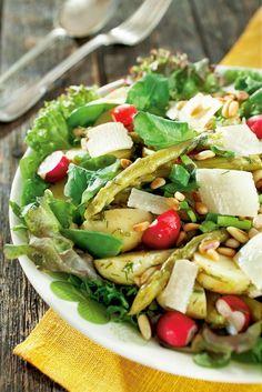 Parsa-perunasalaatti   K-ruoka #vappu