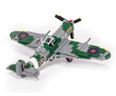 Lego Ww2, Lego Army, Legos, Avion Lego, Lego City Airport, Lego Plane, Lego Ship, Lego Craft, Lego Worlds