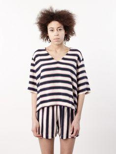 Gessi Shorts - Samsøe & Samsøe SS16 - APLACE Fashion Store & Magazine