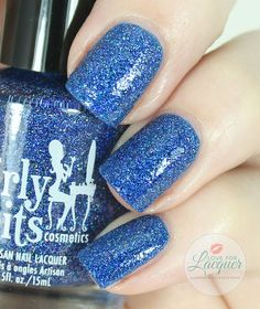 Girly Bits - Blue Ribbon Cankles.  www.girlybitscosmetics.com Launching August 28th