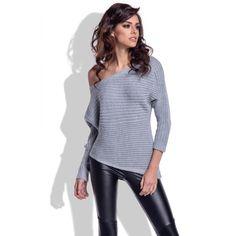Bell Sleeves, Bell Sleeve Top, Pullover, Leather Pants, Knitting Sweaters, Tops, Model, Dresses, Medium