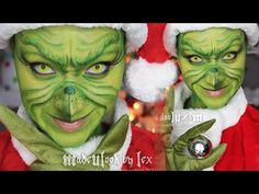 All products will always stay listed in here! The Grinch was a MUCH MUCH MUCH requested look, I hope you all e.
