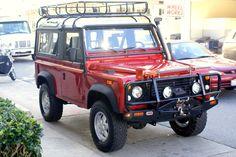 Cars Dawydiak 1994 Land Rover Defender 90 - |