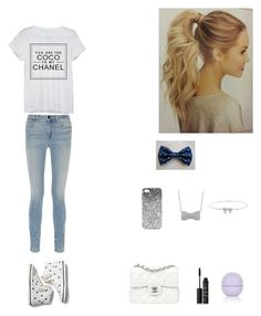 """""""Love this"""" by tangeled10 ❤ liked on Polyvore featuring Chanel, Alexander Wang, Topshop, Keds, Crislu, Ted Baker and NARS Cosmetics"""