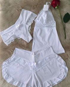 Cute Sleepwear, Lingerie Sleepwear, Cute Comfy Outfits, Pretty Outfits, Diy Clothes Design, Pajama Outfits, Lingerie Outfits, Pretty Lingerie, Pajamas Women