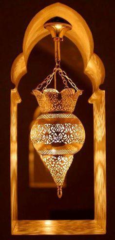 Light Arabian style