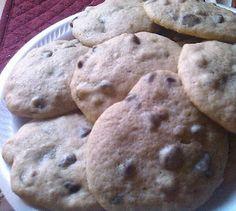 Sam's Chunky Monkey Cookies - Banana Chocolate Chip