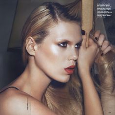 Editorial | Makky P | New York Makeup Artists | Streeters Alexandra Richards, Patti Hansen, Hottest Female Celebrities, Stunning Makeup, Keith Richards, Makeup Designs, Beauty Editorial, Makeup Inspiration, Beauty Women