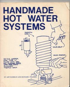 diy grey water heat recovery - Google Search