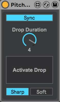 The Max for Live device called Pitch Drop, which allows you to create tape stop effects. Triangle Wave, Ableton Live, Song Play, Music Production, Latest Music, Get The Job, You Can Do, Pitch, Vinyl Records