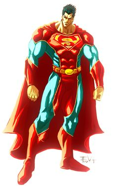 Superman X by *ErikVonLehmann on deviantART