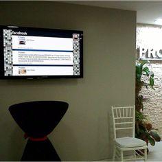 Carteleria de Digital Signage en las tiendas PROSEIN de Venezuela