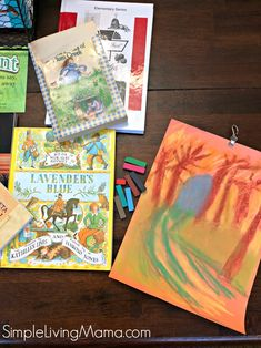 Take a peek at our September 2018 homeschool morning basket! We believe in discovering beauty, truth, and goodness during our homeschool morning time! Homeschool Books, Homeschool High School, High School Classes, Homeschooling, Elementary Series, Art Curriculum, Lavender Blue, Templates Printable Free, Autumn Art