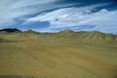 Desierto de Atacama, el más árido del mundo, ubicado en el norte de Chile  Atacama Desert, Chile