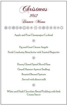 christmas brunch menu + a call for ideas! | Christmas Brunch 2016 ...