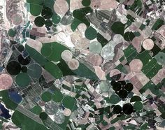Cultivos circulares http://www.muyinteresante.es/ciencia/fotos/fotos-tierra-vista-espacio-2011/fotos-cultivos-circulares___22
