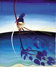 The Sunrise, Japanese: Good Morning! - Brett Whiteley