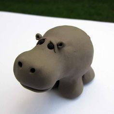 Hip Hippo Love by theaircastle on Etsy, $60.00