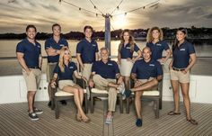 Below Deck (TV show) cast for Season 3 picture - Below Deck picture ...