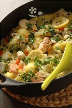 Cuisine poisson Orange Things orange p 10 pill Egg Recipes, Fish Recipes, Lunch Recipes, Appetizer Recipes, Dinner Recipes, Crockpot Recipes, Healthy Recipes, Torrone Recipe, Italian Appetizers