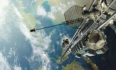 What Will Space Elevators Look Like (9 Pics)
