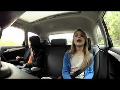 GOTYE SOMEBODY THAT I USED TO KNOW BY TWO KIDS IN A CAR