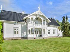 (1) FINN – Åsnes - Herskapelig sveitservilla på Flisa med to seksjoner