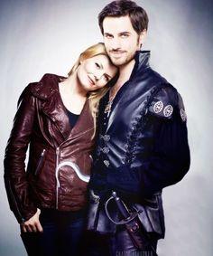 Once Upon a Time | Emma Swan & Killian Jones