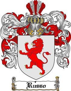 Family Coat of Arms from Santa Margherita di Belice. Located in a town in the Province of Agrigento in the Italian region of Sicily.