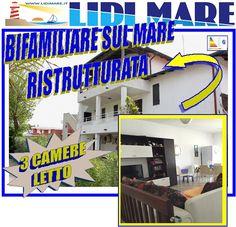vendita villa bifamiliare in verticale ristrutturata sul mare centro lido delle nazioni  http://www.lidimare.com/ville-lidi-mare/vendita-villa-bifamiliare-nuova-sul-mare-lido-nazioni_699c8.html