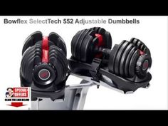 [#1: BOWFLEX DUMBBELLS] BOWFLEX SELECTTECH 552 ADJUSTABLE DUMBBELLS BEST REVIEW! - http://adjustabledumbbellstoday.com/1-bowflex-dumbbells-bowflex-selecttech-552-adjustable-dumbbells-best-review/