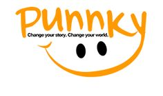 Punnky - Change your story, Change your world Your Story, You Changed, Company Logo, Logos, Logo