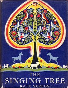 The Singing Tree-Kate Seredy  When reading her lovely descriptions it's hard to believe that Ms. Seredy was not a native English speaker.   In fact, she was writing in her second language - her first being Hungarian.
