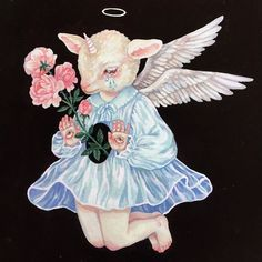 Pretty Art, Cute Art, Arte Sketchbook, Creepy Cute, Pics Art, Surreal Art, Aesthetic Art, Kitsch, Dark Art