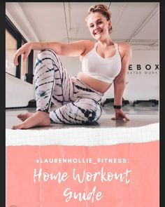 Home Workout Guide - Lauren Hollie Workout Guide, Nutrition Tips, Hiit, Helping People, At Home Workouts, Compliments, Fitness Motivation, Weight Loss, Gym