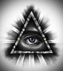 Image result for illuminati pyramide tattoo