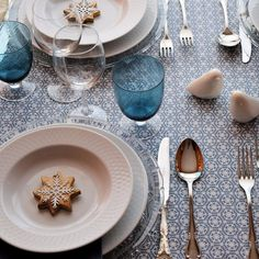 My Xmas table | Berezi Moments wedding planner