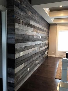 Pallets Reclaimed wall covering