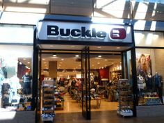 National clothing brand, the #buckle is headquartered right here in Nebraska!   buckle.com