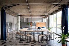 Cottrell House by The Decorators and Meanwhile Space #design #interiors