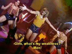 salt n pepa - girls what my weakness - men - GIF - Music  - Hip Hop ya Don't stop
