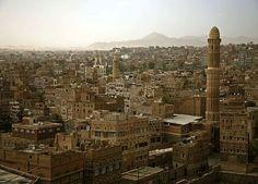 San'3a, Yemen