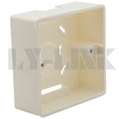 86 X 86mm Wall Plate Box back plate box outer side back box