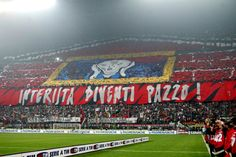 #milan #milaninter #curvasud #rossoneri #coreografia #stadio