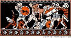 A Who's Who of Greek and Roman Mythology | Infoplease.com