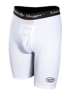 8143ae3294 Louisville Slugger Athletic Short with Cup #getinthegame Sport Shorts,  Athletic Shorts, Dunham Sports