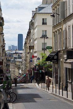 Rue Rodier, Paris IX
