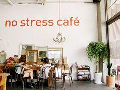 no stress cafe :-)